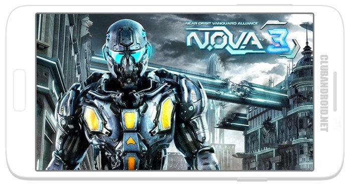 N.O.V.A. 3 - Near Orbit
