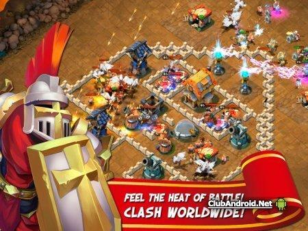 Битва Замков (Castle Clash)