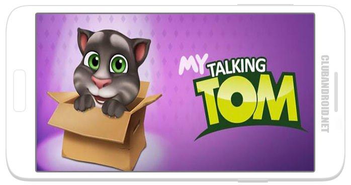 Мой говорящий Том