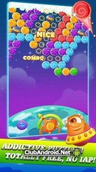 Bubble Shooter Galaxy
