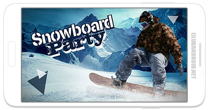 Snowboard Party