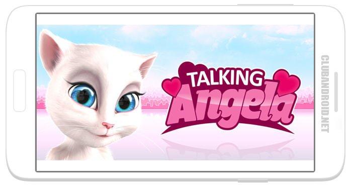 Моя говорящая Анджела