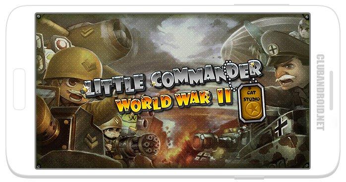 Маленький командир: WWII TD