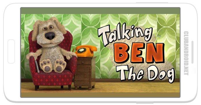 Говорящий пес Бен