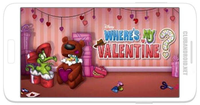 Где же Валентинка?