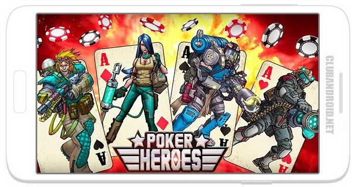 Покер Герои