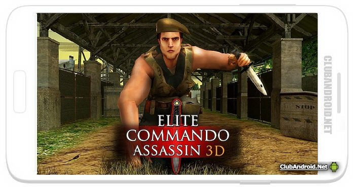 Elite Commando Assassin 3D