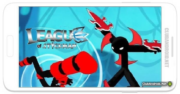 League of Stickman-Охотник