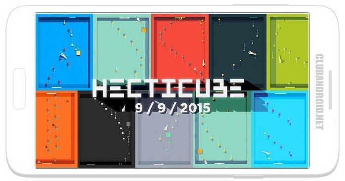 Hecticube