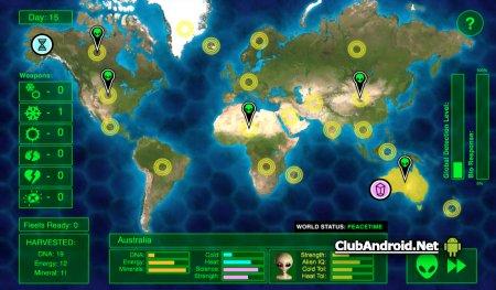 Invaders Inc. - Alien Plague