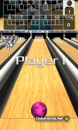 Боулинг 3D Bowling