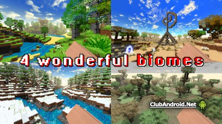 Simple Craft 2: Biomes