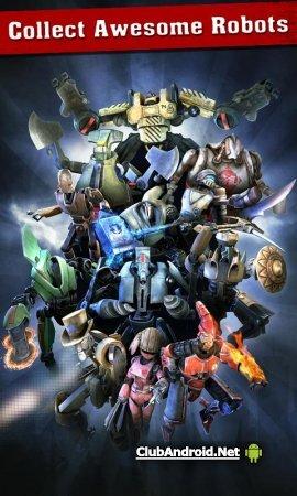 Iron Kill: Роботы vs Роботы