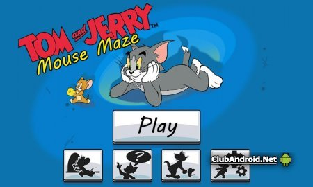 Лабиринт Тома и мышонка Джерри