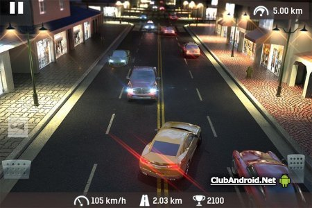 Traffic: Need For Risk & Crash