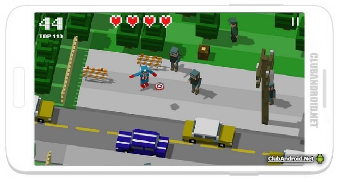 Crossy Heroes полная версия, без рекламы