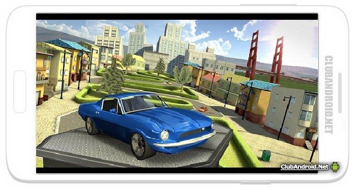 Car Driving Simulator: SF Мод на деньги