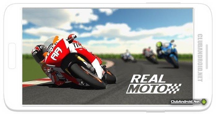 Real Moto Мод без рекламы