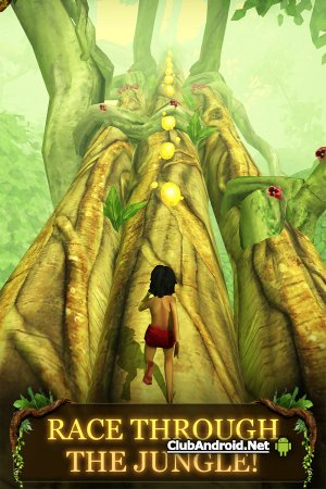 The Jungle Book: Mowgli's Run Мод нет рекламы