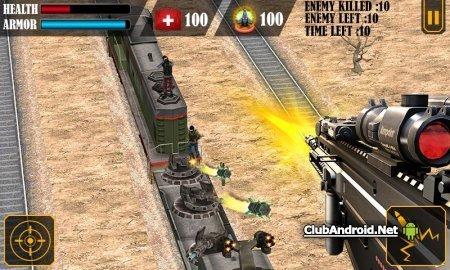 Train Attack 3D Мод дополнительное вооружение