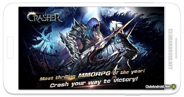 Crasher Мод без рекламы