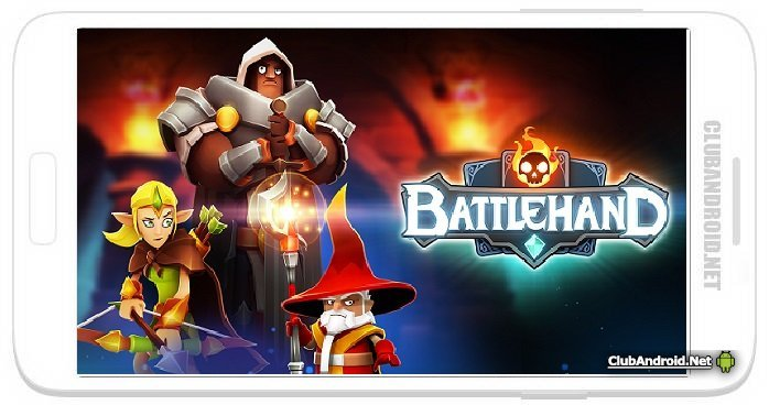 BattleHand Мод опыт и золото