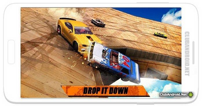 Whirlpool Car Derby 3D Мод Новые модели машин
