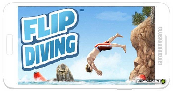 Flip Diving Мод Новые локации