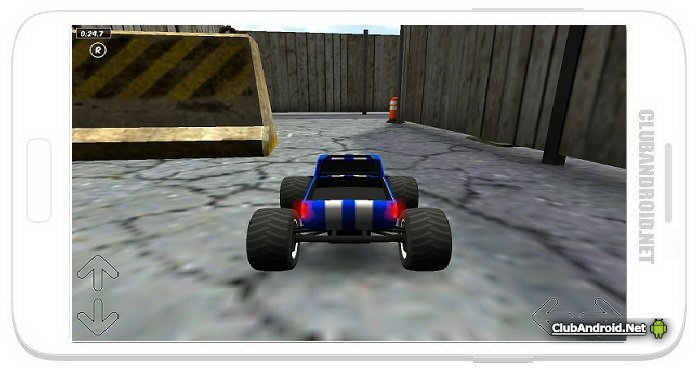 Toy Truck Rally 3DМод много денег