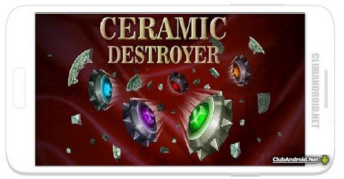 Ceramic Destroyer Мод меню рейтинга