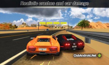 City Racing 3D Мод на деньги