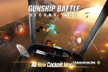 GUNSHIP BATTLE: SECOND WAR Мод боеприпасы