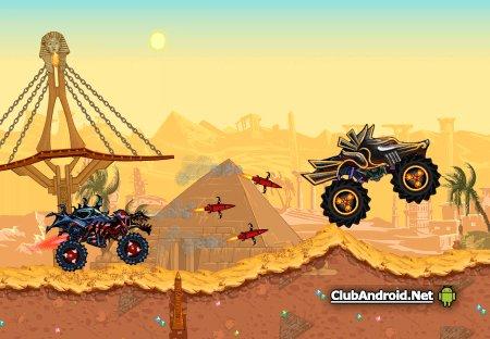 Mad Truck Challenge - Racing Мод без рекламы