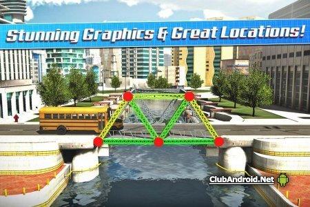 Bridge Construction Simulator Мод неограниченные ресурсы