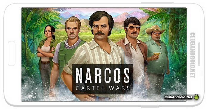 Narcos: Cartel Wars Мод на деньги