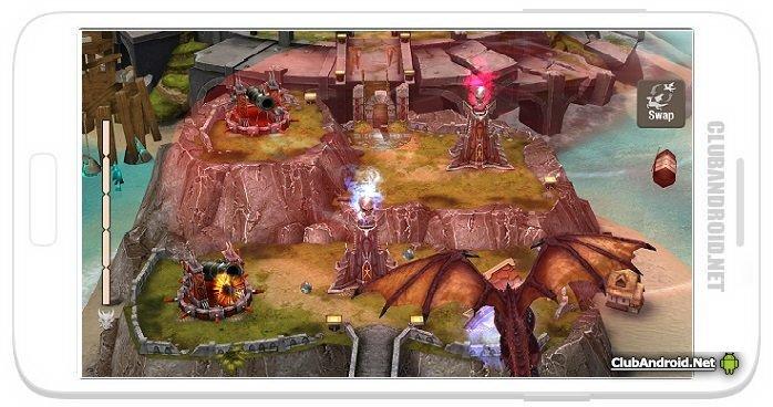 War Dragons Мод на деньги