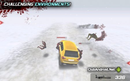 Tap Zombie Highway Мод много денег