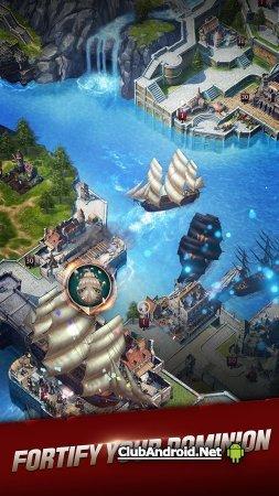 Oceans & Empires Мод новые локации