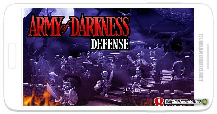 Army of Darkness Defense Мод на золото