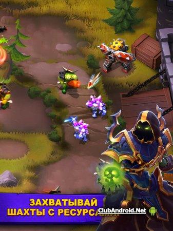 Goblin Defenders 2 Мод безлимит на арене
