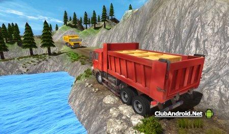 Truck Driver Extreme 3D Мод новые авто