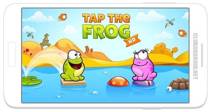 Tap The Frog HD
