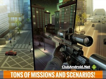 Sniper 3D Assassin: Free Games