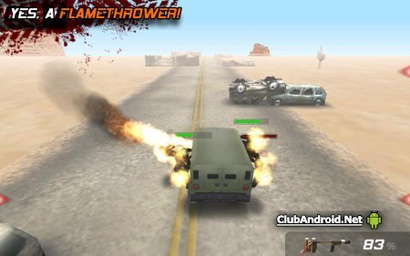 Tap Zombie Highway Мод много денег